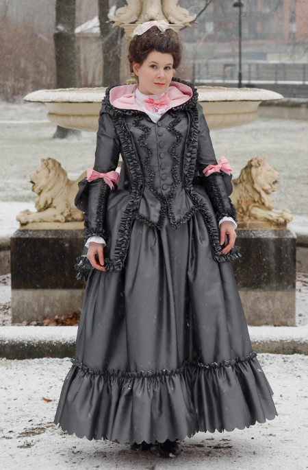 18th century Brunswick dress