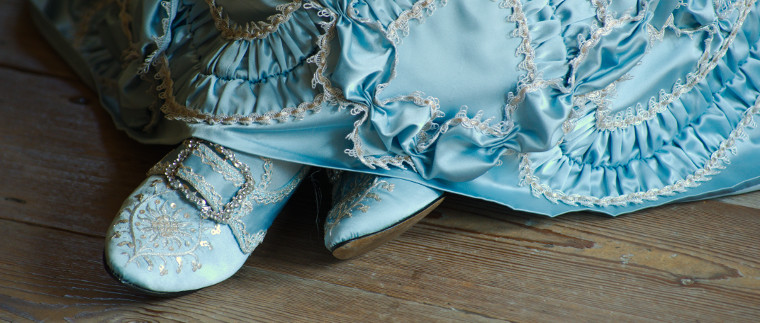 18th century                   shoes