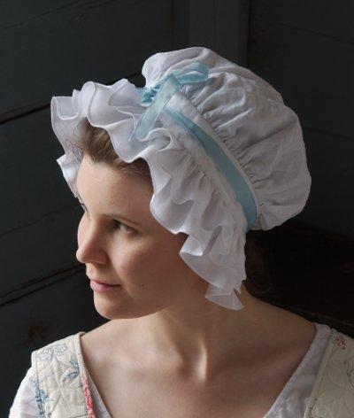 18th Century Linen Caps