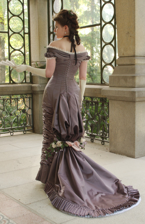Natural                 forn ballgown